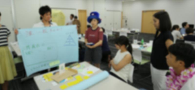 福岡のAO対策塾風景1