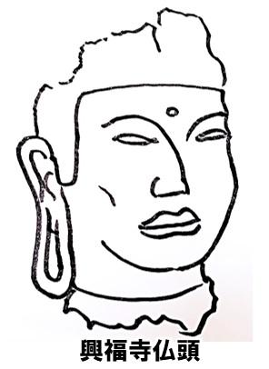 興福寺仏頭